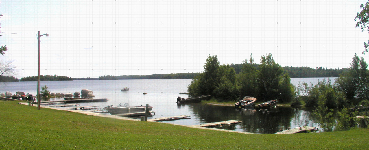 Fishing and hunting resort in lac de mille lacs ontario for Ontario canada fishing resorts